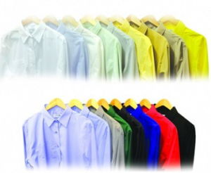 Combed Quality Polyester Cotton Plain Shirt Fabric pictures & photos