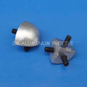 3 Way Aluminum Corner Bracket for Industrial Aluminum Profile pictures & photos