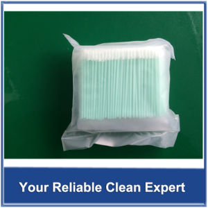 Cleaning Swab Applicator For Camera Sensor Printer Head Clean Polyester Swab For Industrial Use pictures & photos