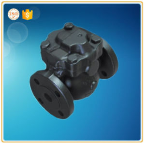 Iron Casting Hydraulic Valve Drain Valve pictures & photos