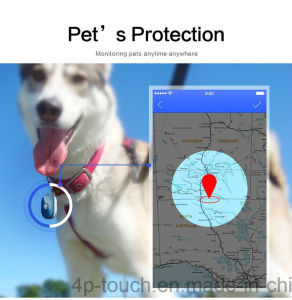 Multifuctional Pet GPS Tracker with Collar pictures & photos