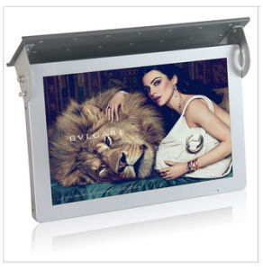 22 Inch Bus Mounted LCD Ad Player Monitor with Auto Video Play pictures & photos