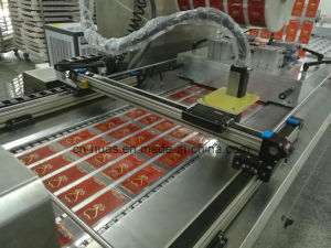 Automatic Stretch Wrapping Machine pictures & photos