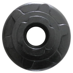 Round Transmisson Cover Cast Iron with ISO 9001