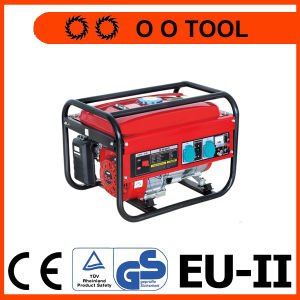 2.2kw Brushless Gasoline Generators for Home with Price pictures & photos