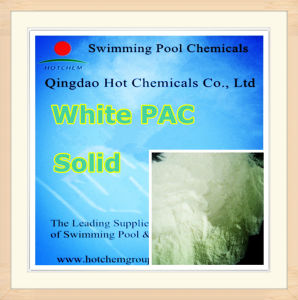 White PAC CAS 101707-17-9 Water Drinking Level Poly Aluminium Chloride Flocculant pictures & photos