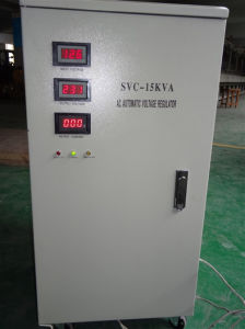 Tns Series Servo-Type LED Voltage Stabilizer 3phase, Tns-3/4.5/6/9/15/20/30/45/50/60/80/90/100kVA