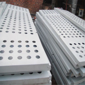 Steel Perforated Metal Mesh Plate pictures & photos