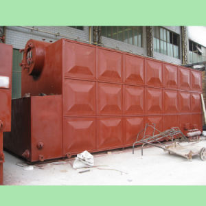 Biomass Fired Steam Generator Hot Water Boiler
