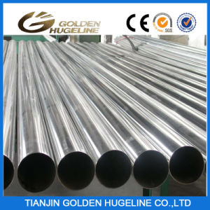 ASTM A312 TP304 316 Stainless Steel Welded Pipe pictures & photos