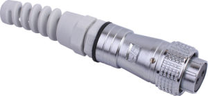 Circular Cable Power Waterproof Connector (Pl20-2A)