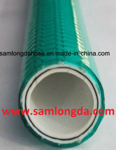 3/4/5 Layers Knitted PVC Garden Hose (KH121715) pictures & photos