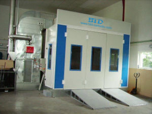 Spray Paint Booth for Sale/ Paint Baking Dry Oven pictures & photos