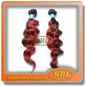 Grade 5A Highlight Brazilian Hair Extensions pictures & photos