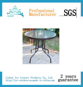 Outdoor Furniture Garden Furniture Foldable Rattan Dining Table (FD-T-026I)