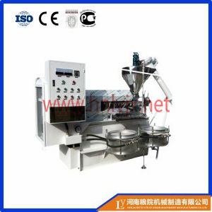 Cold and Hot Amphibious Screw Oil Press Machine pictures & photos