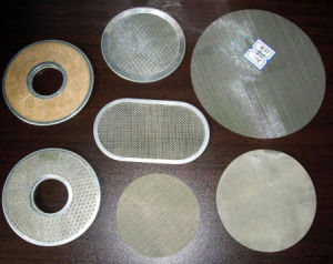 Stainless Steel, Plain Steel Disc Filter pictures & photos