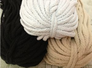 100% Cotton 8-Strands Braided Rope pictures & photos