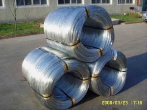 12ga Zinc Coated Iron Wire pictures & photos