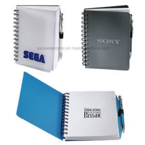PP/PVC Spiral School Exercise Notebook pictures & photos