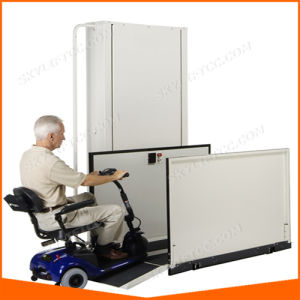 China Residential Wheelchair Elevator Lift with Ce pictures & photos