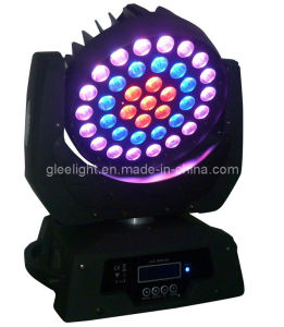 37*10W RGBW/RGBA 4in1 LED Wash Moving Head / Magic Effect