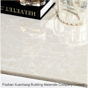 Hot Selling Porcelain Polished Ceramic Floor Tile/Egg Tile (600X600mm, 800X800mm, 600X1200mm)