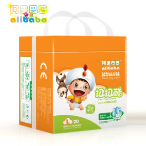 High Quality Pull up Soft Care Baby Diapers pictures & photos