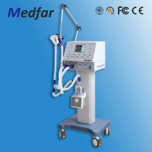 Hospital Equipment Protable Ventilator pictures & photos