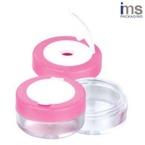 7ml Round Plastic Container for Cosmetic pictures & photos