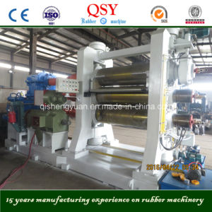 Rubber Calender, 3 Roll Rubber Calender Machine pictures & photos