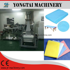 Nonwoven Hospital Absorbent Bed Sheet Making Machine pictures & photos