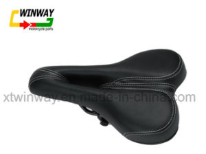 Wholesale Bicycle Parts Black Bicycle Saddle, Cushion pictures & photos