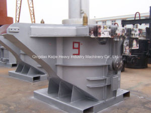 Iron Ladle Used in V Method Casting Line and Lfc Line/ Pouring Ladle pictures & photos