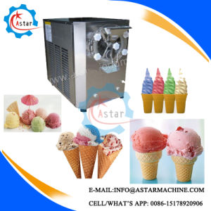 Popular Export Hard Ice Cream Machine pictures & photos