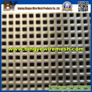 Square Hole Perforated Metal Mesh for Gas Turbines pictures & photos