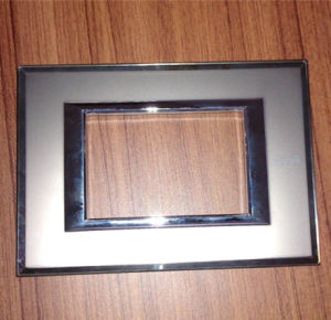 Touch Plate Wall Switch Glass pictures & photos
