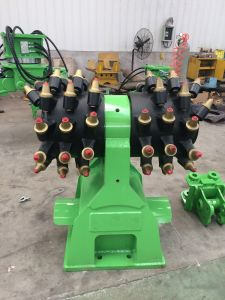 20t Excavator Hydraulic Drum Cutter pictures & photos