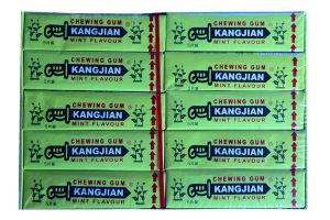 Kangjian Mint Chewing Gum (CG12)