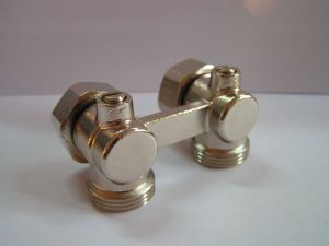 Brass Forge Elbow Dual valve pictures & photos