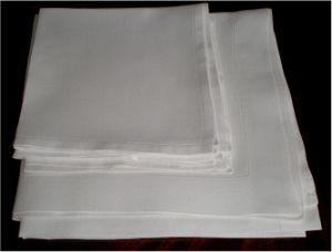 100% Linen White Color Tea Towel