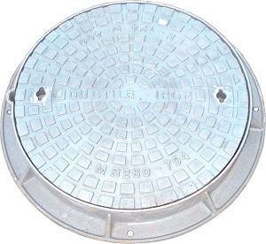 Ductile Iron Manhole Cover pictures & photos