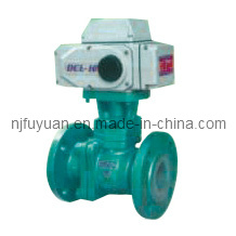 FEP Lined Ball Valve (Q941) pictures & photos