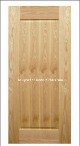(ASH) Veneered HDF Molded Door Leaf, Composite HDF Doors pictures & photos