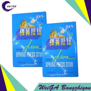 Lion Brand 999 Press Stud Buttons 1# pictures & photos