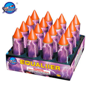 Sf-R3005 Equaliier Missile Rocket Fireworks pictures & photos