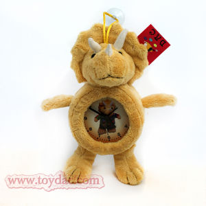 Plush Animal Wall Clock pictures & photos