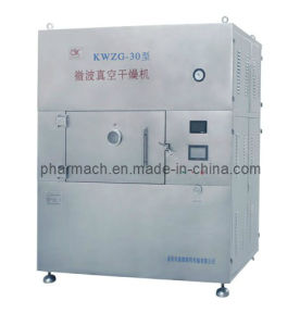 Kwzg Box Type Microwave Vacuum Drying Machine/ Microwave Vacuum Dryer/Microwave Vacuum Oven pictures & photos