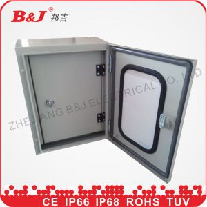Enclosure Box with Double Doors/Switch Panel with Double Doors pictures & photos