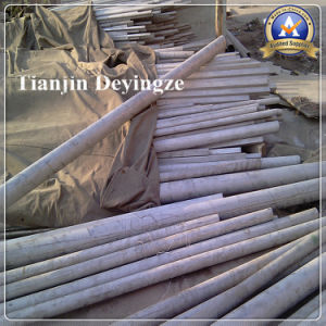 ASTM 316L Stainless Steel Cold Rolled Round Tube pictures & photos